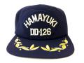 部隊識別帽(DD-126護衛艦はまゆき[退役])佐官用