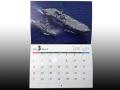 海上自衛隊2018年カレンダー