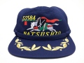 部隊識別帽(SS-584潜水艦なつしお[退役])佐官用
