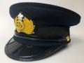大日本帝国海軍制帽(高田帽子店製)