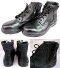 海上自衛隊安全靴(ファスナー付き)