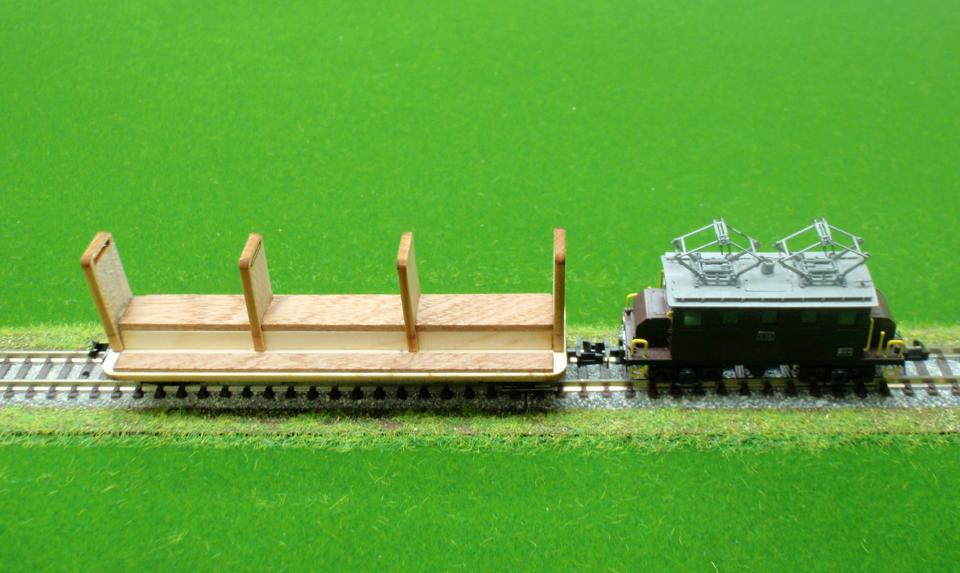 5インチゲージジオラマNゲージ車輌 TypeB