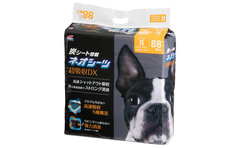ネオシーツ+カーボンDXレギュラー88枚入×4パック