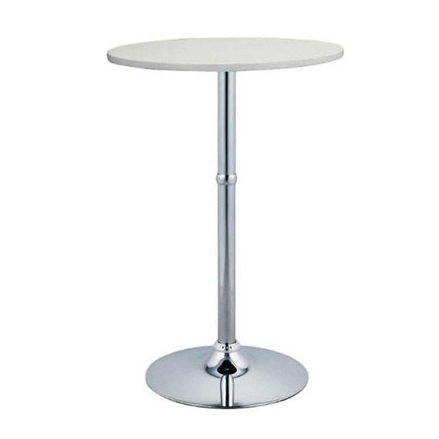 新色追加!高さ90センチの丸形ハイテーブル (KNT-J1061)