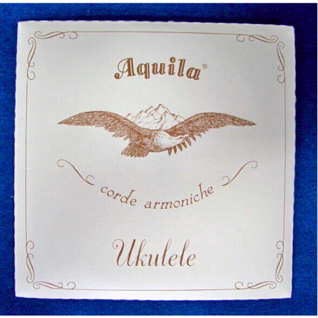 Aquila 弦 (AQ-CLW - コンサート用 Low-Gセット)