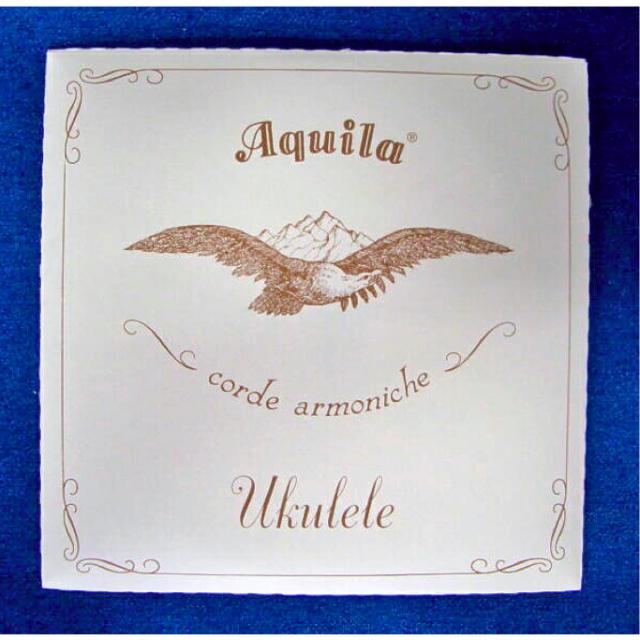 Aquila 弦 (AQ-SLW - ソプラノ用 Low-G セット)