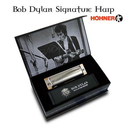 HOHNER(ホーナー)BOB DYLAN SIGNATURE HARMONICA(ボブ・ディラン シグネチャーモデル)