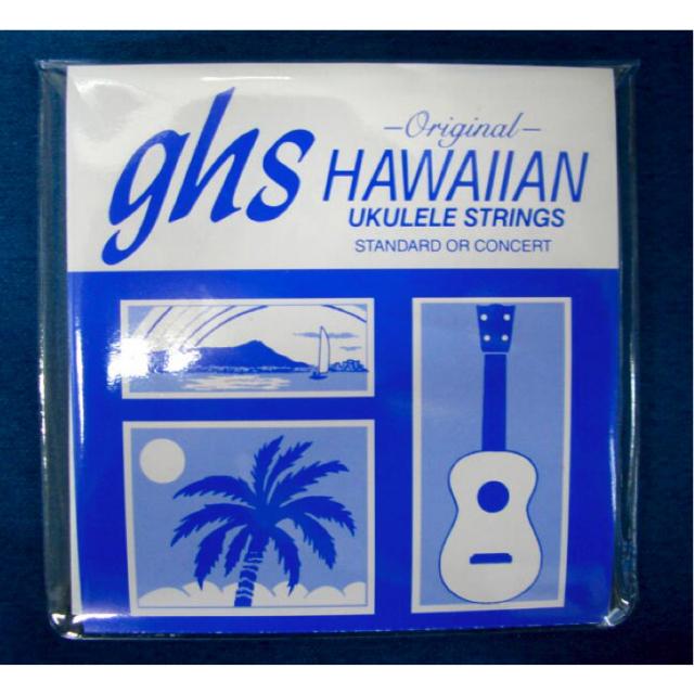 ghs 弦 (ソプラノ・コンサート用 黒弦)