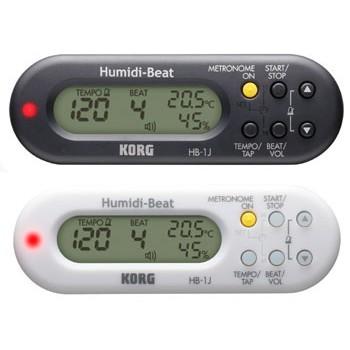 ウクレレ用温度・湿度計付きポータブルメトロノームKORG(コルグ)Humidi-Beat