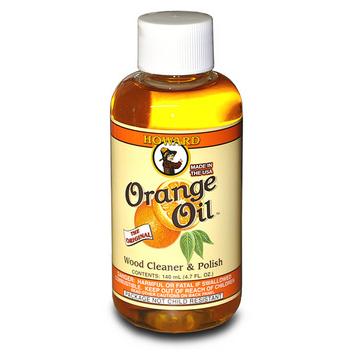 ウクレレ用オイルHOWARD(ハワード)ORANGE OIL(オレンジオイル)