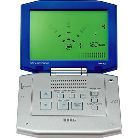 KORGデジタルメトロノームLMA-120