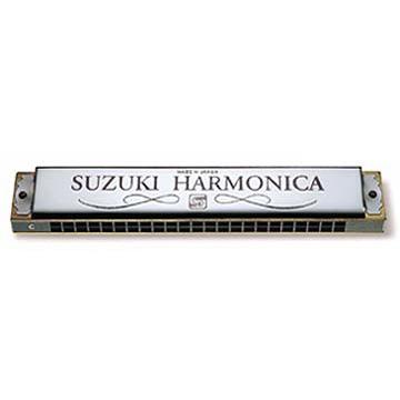 スズキ複音ハーモニカSUA-23