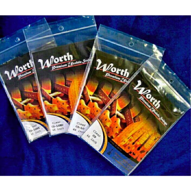 Worth 弦 (CD - Hard)