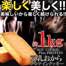 プロテインクッキー1kg1
