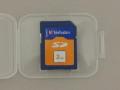 VerbatimSDカード2GBバルク1