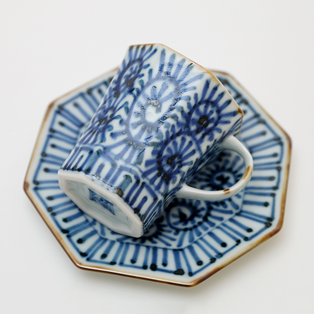 和食器 有田焼 藤正 おとなの日々器 福泉窯 コーヒーカップ 珈琲碗