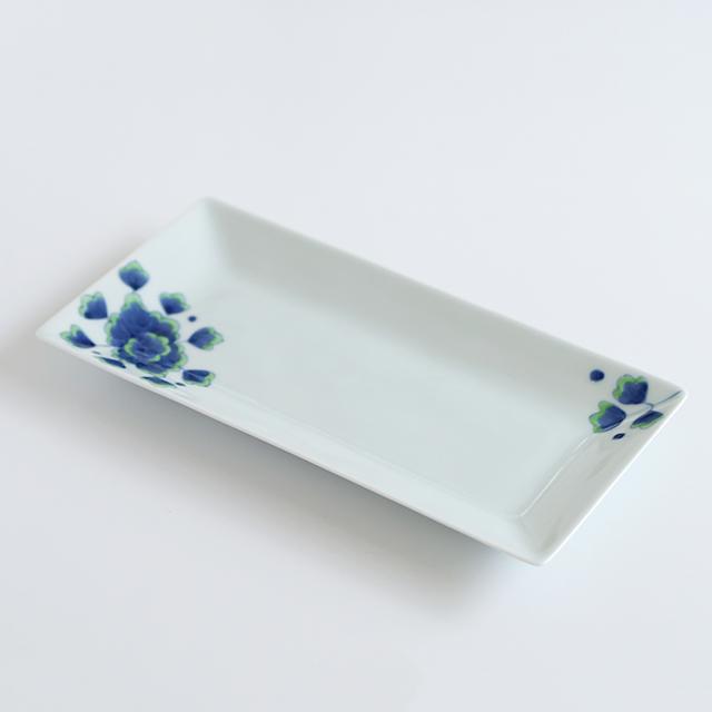 和食器 有田焼 藤正 おとなの日々器 長角皿 角皿 そうた窯 プレゼント ギフト 贈り物 プレート