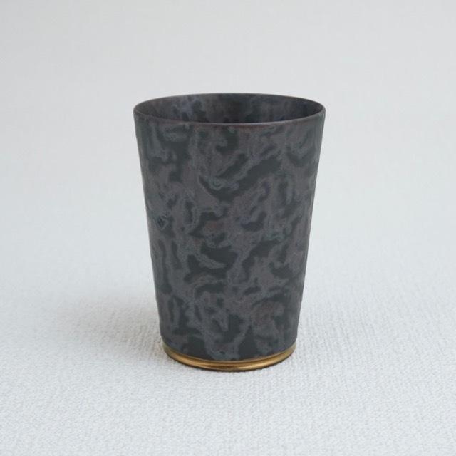おとなの日々器 藤正 有田焼 フリーカップ カップ ビアカップ 金善窯