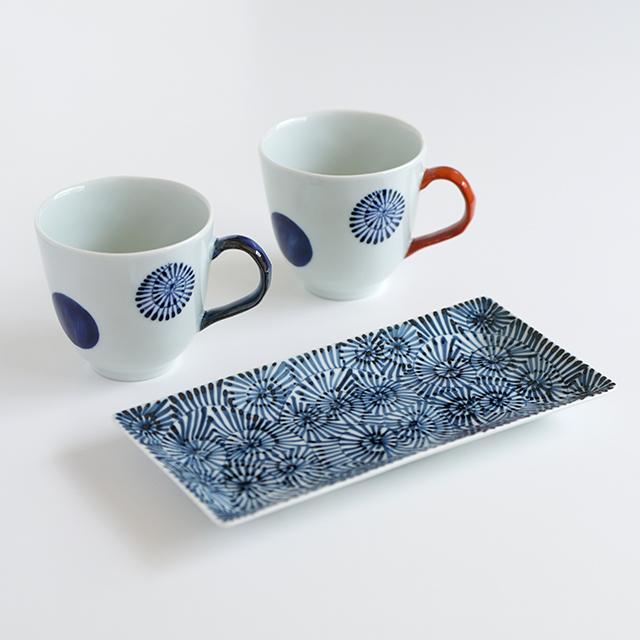 和食器 有田焼 藤正 おとなの日々器 長角皿 角皿 そうた窯 プレゼント ギフト 贈り物 プレート マグ マグカップ