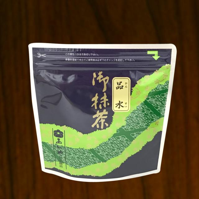 抹茶 品水 100g