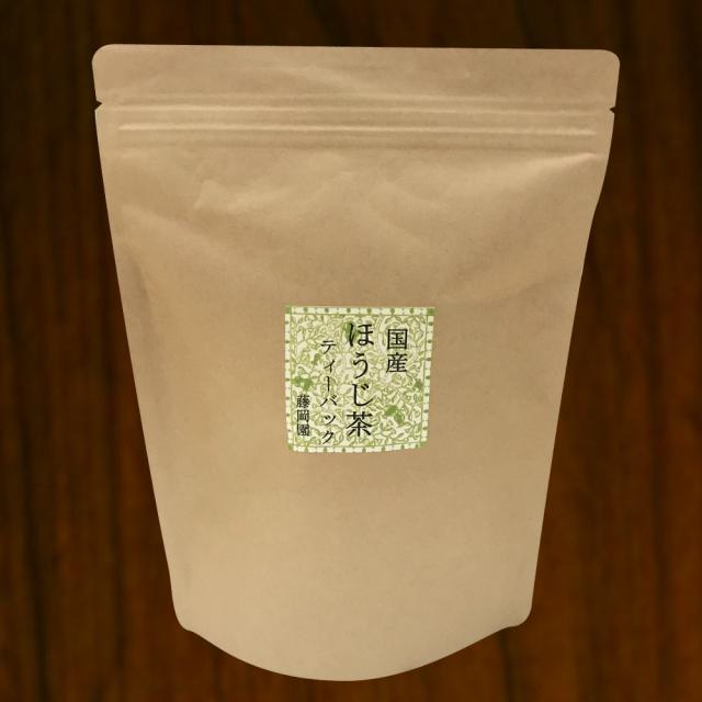 国産 ほうじ茶 ティーバッグ (8g×30p)