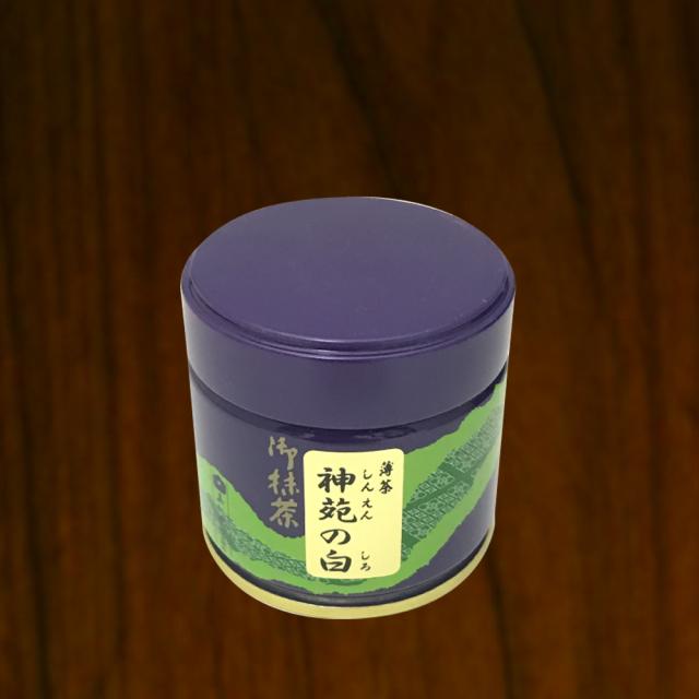抹茶 神苑の白 30g