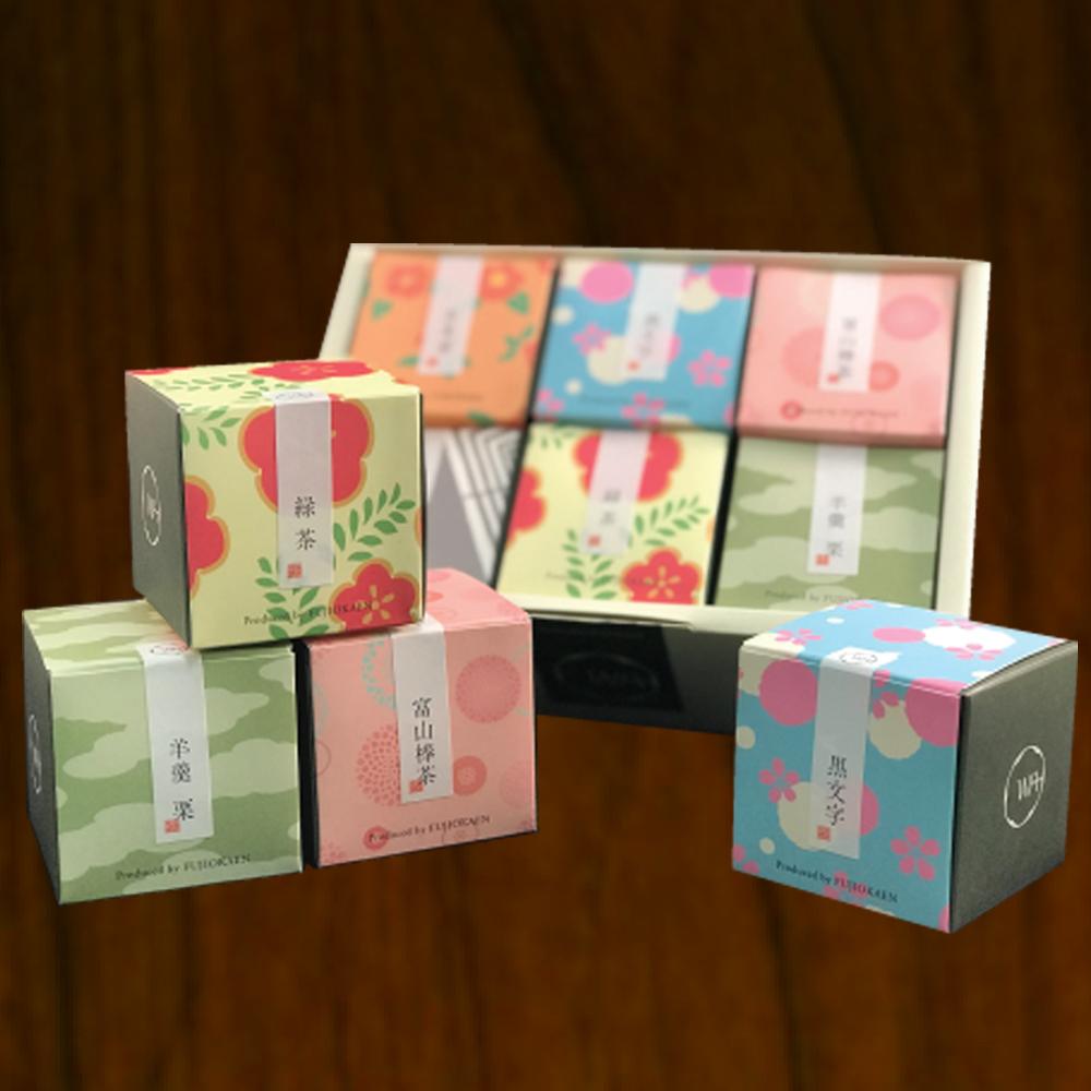 TEA キューブ 詰め合わせ 4