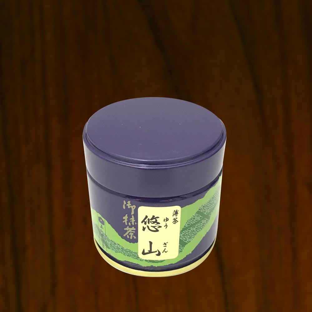 抹茶 悠山 30g