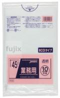 業務用ポリ袋 45L  LLDPE+meta 透明0.02mm 600枚/ケース TM48 ジャパックス