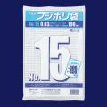 フジポリ袋NO.15(300×450mm ) 3000枚(100枚×10袋×3箱)/ケース 2.574円/枚