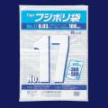 フジポリ袋NO.17(360×500mm) 2000枚(100枚×5袋×4箱)/ケース