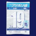 フジポリ袋NO.19(400×550mm ) 2000枚(100枚×5袋×4箱)/ケース  4.044円/枚