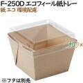 134011 紙箱 紙容器 おしゃれ テイクアウト用 持ち帰り 業務用 4571164185385 ペーパークラフト株式会社