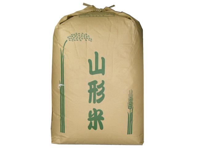【令和元年産 玄米】微生物農法ひとめぼれ30kg 【特別栽培米・米沢牛堆肥使用】