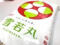 【令和2年産】山形県の新ブランド米 雪若丸 2kg 特別栽培米