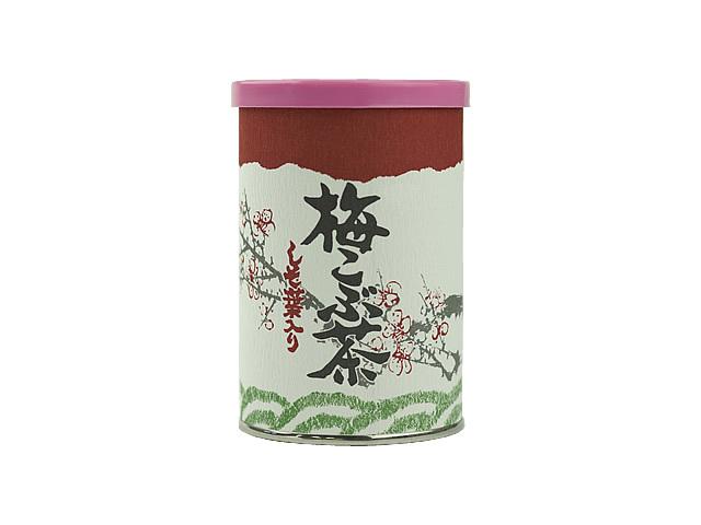 梅昆布茶 80g