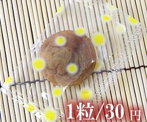紀州南高梅通販専門店・甘~い国産(紀州産)種抜き干し梅(1粒タイプ)