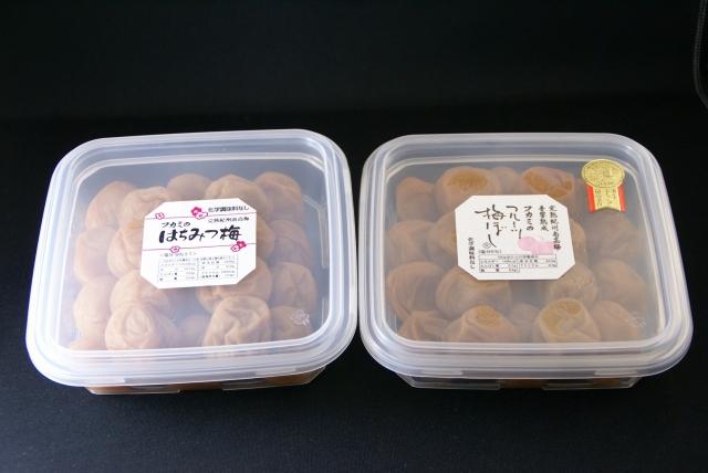 紀州南高梅干通販専門店のギフト品 梅あわせ5(フルーツ梅400g・はちみつ梅350g)