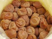 和歌山県産、蔵出し南高梅干大人買い、【無添加・熟成】・基準外ランク・大粒【10kg】