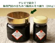 はちみつ梅肉エキス練り/280g 【約3ヵ月分】