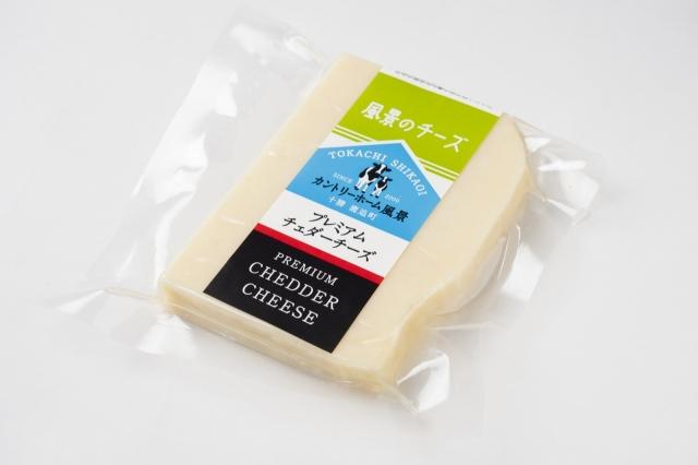 プレミアムチェダーチーズ