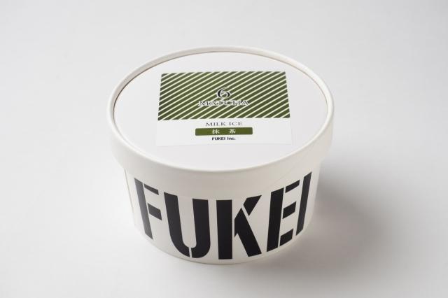 MILK-ICE matcha(抹茶)