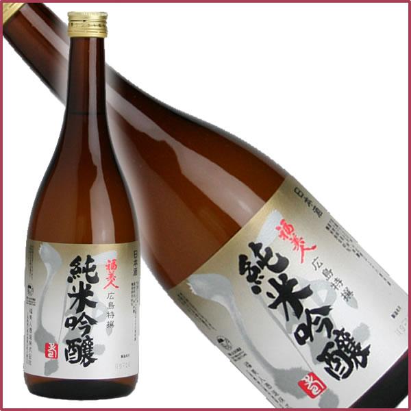 福美人 純米吟醸 720ml