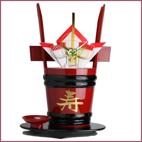 福美人 角樽(つのだる) 1,800ml 【ギフトにおすすめ】
