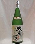 1352 粕取り焼酎 【大賀酒造】 太宰府 35度 原酒 1800ml