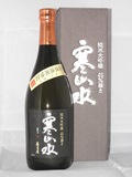 3187 【喜多屋/福岡】喜多屋 寒山水 純米大吟醸 45%磨き 720ml