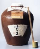 3701 麦焼酎 【ゑびす酒造/福岡】古久30L甕 5年貯蔵 42°~44°  約29000ml