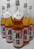 1047_c 梅酒 【白玉醸造】彩煌の梅酒 (さつまの梅酒) 1800ml×6本 送料無料