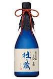 1266 【杜の蔵/福岡】杜の蔵 斗瓶採り雫酒 純米大吟醸 720ml