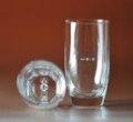 2236 白玉の露お湯割りグラス 1ケース(24個)